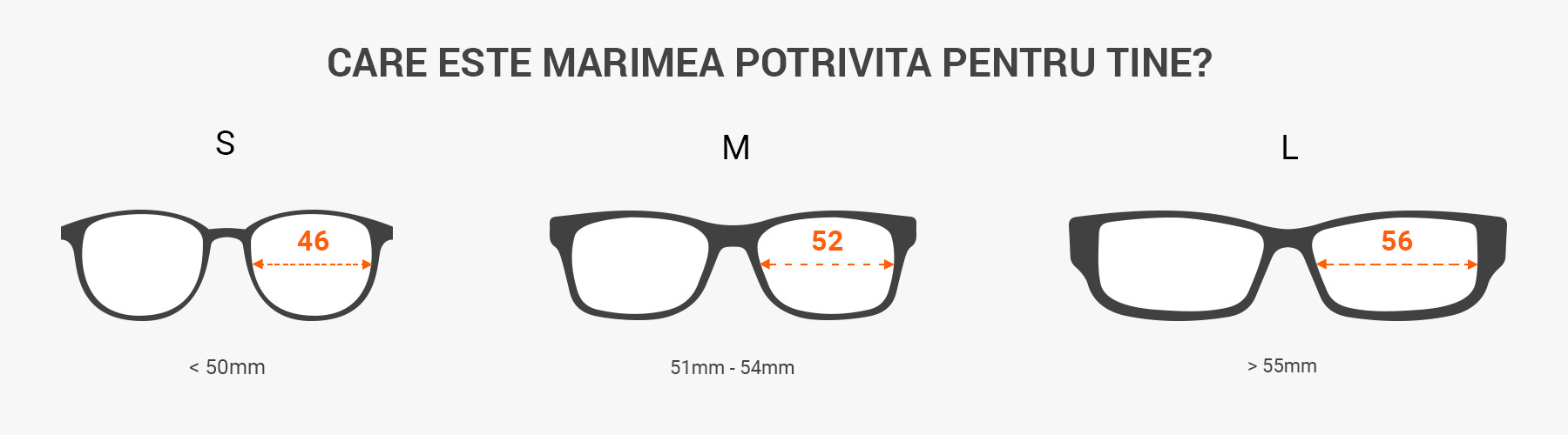 cum să citești măsurătorile ochelarilor de soare - Măsurați ochelarii de soare cu o riglă